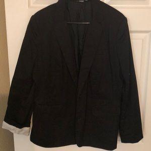 Black blazer size XL